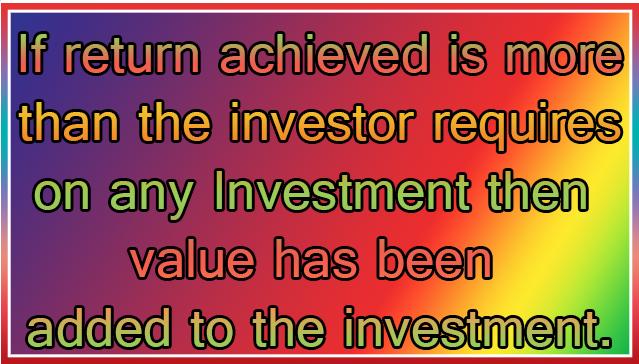 EVA Valuation